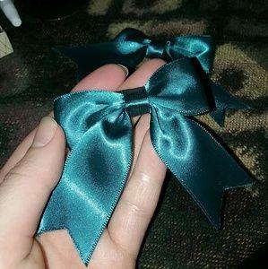 Blue Bows ♡
